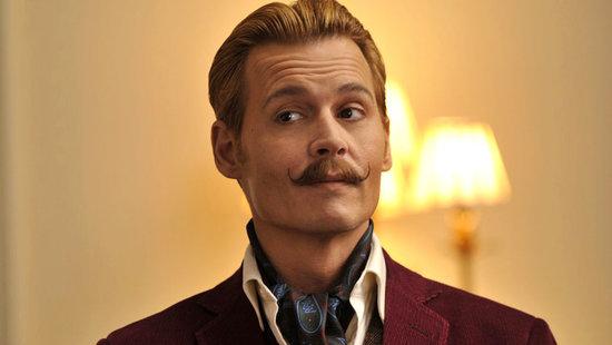 Johnny Depp's Weirdest and Wackiest Movie Looks