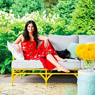 Katie Lee's Home in The Hamptons