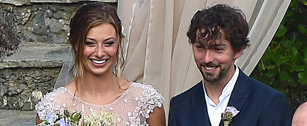 This Former Disney Star's Wedding Is Straight Out of a Fairy Tale