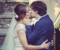 First Look: Aly Michalka's Gorgeous Italian Wedding!