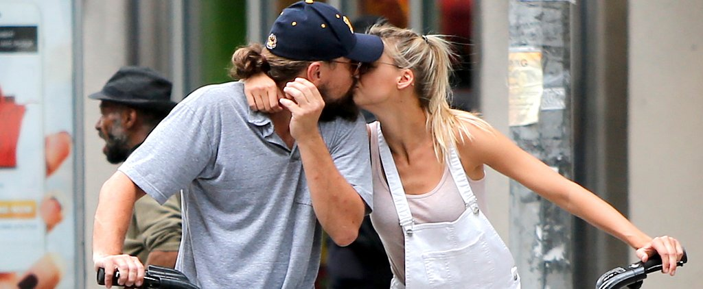 Leonardo DiCaprio Packs On the PDA With His New Love
