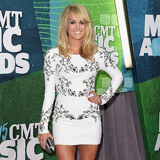 Tapis Rouge des CMT Music Awards 2015