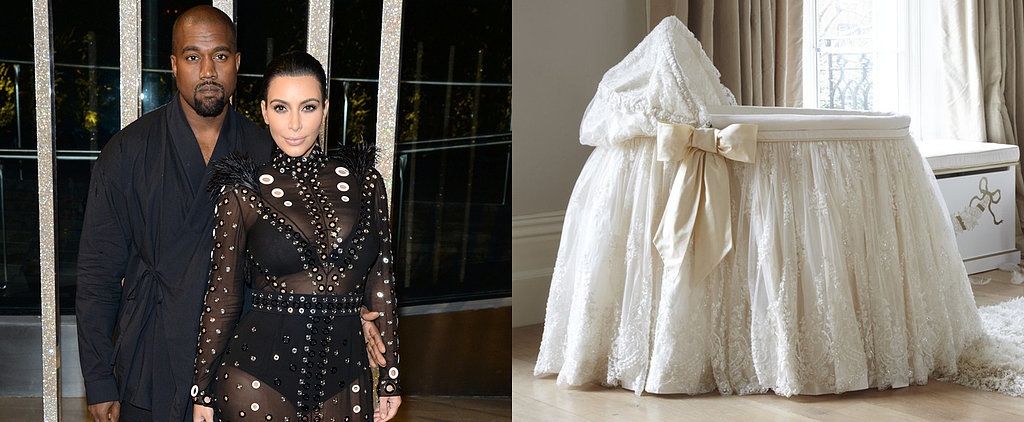 15 Outrageous Nursery Splurges We Wouldn't Put Past Kim and Kanye