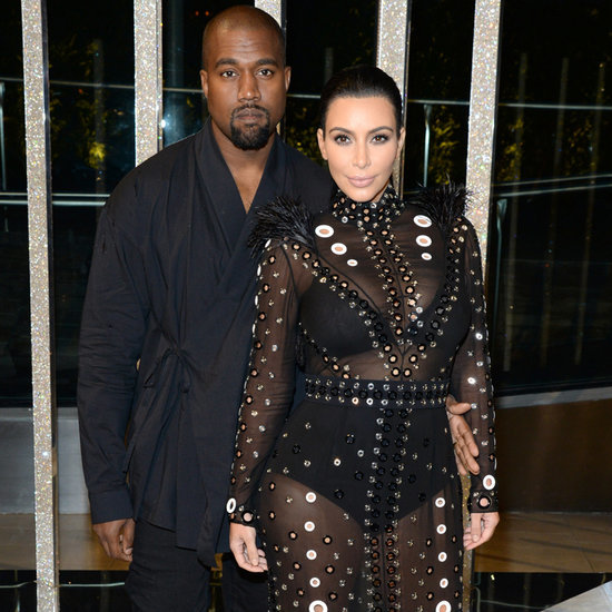 Kim Kardashian Baby Boy Nursery Decor Inspiration