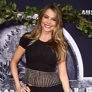 Sofia Vergara Style at Jurassic World Premiere