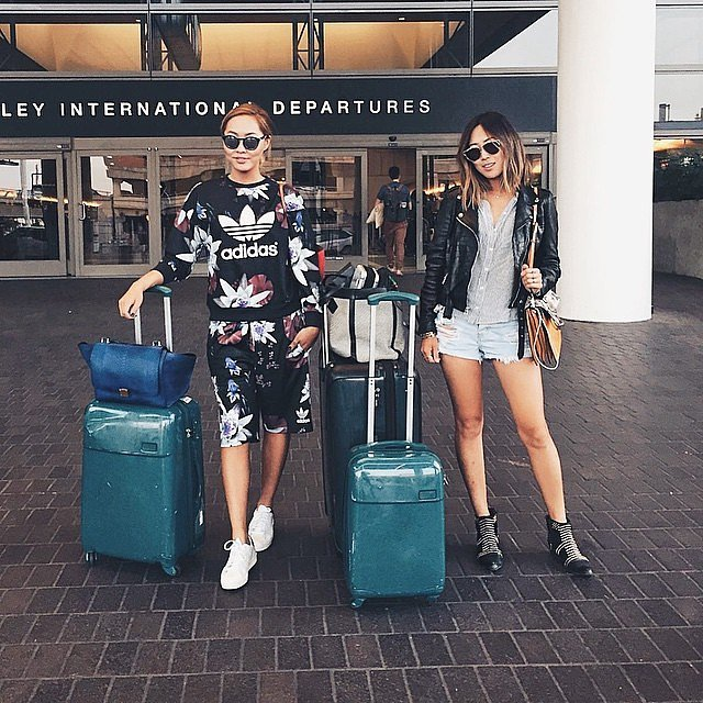 Real Girl Travel Outfit Ideas Popsugar Fashion