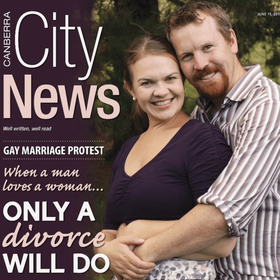 Christian Couple Will Divorce If Gay Marriage Is Legalized