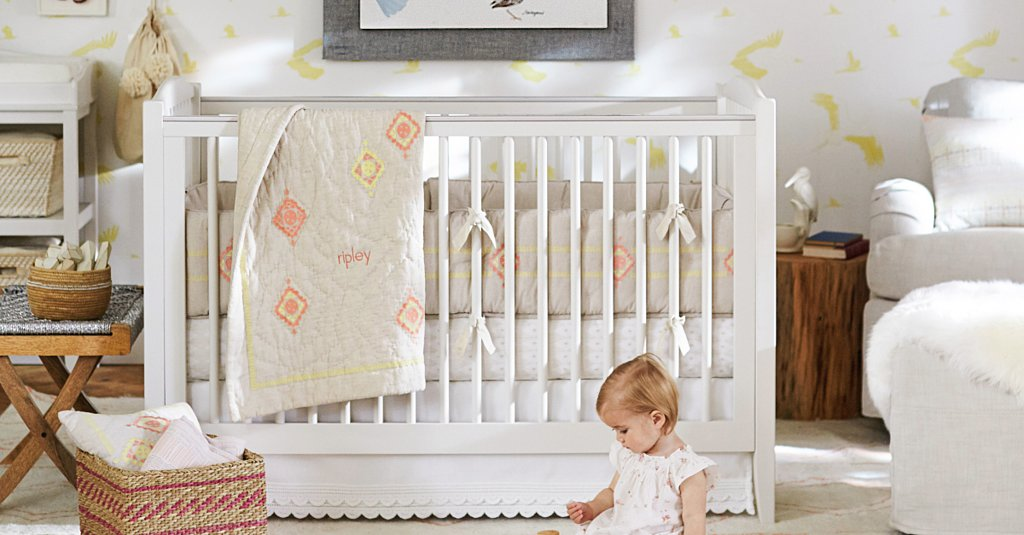 Pottery Barn Kids' First Designer Collaboration Will Be Right Up Your Alley