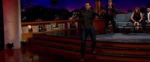 Fun Fact: Chris Pratt Is Ridiculously Good at Running in High Heels