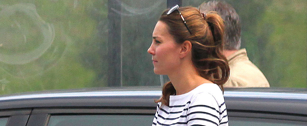 Kate Middleton Takes Prince George Out For a Sweet Treat