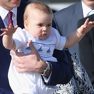 37 Ridiculously Cute Prince George Pictures