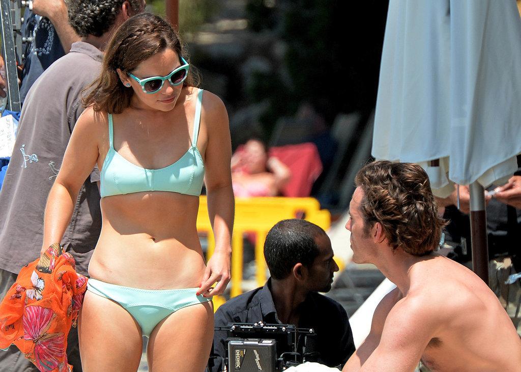 Emilia Clarke Has the Hottest Bikini Body in All of Westeros