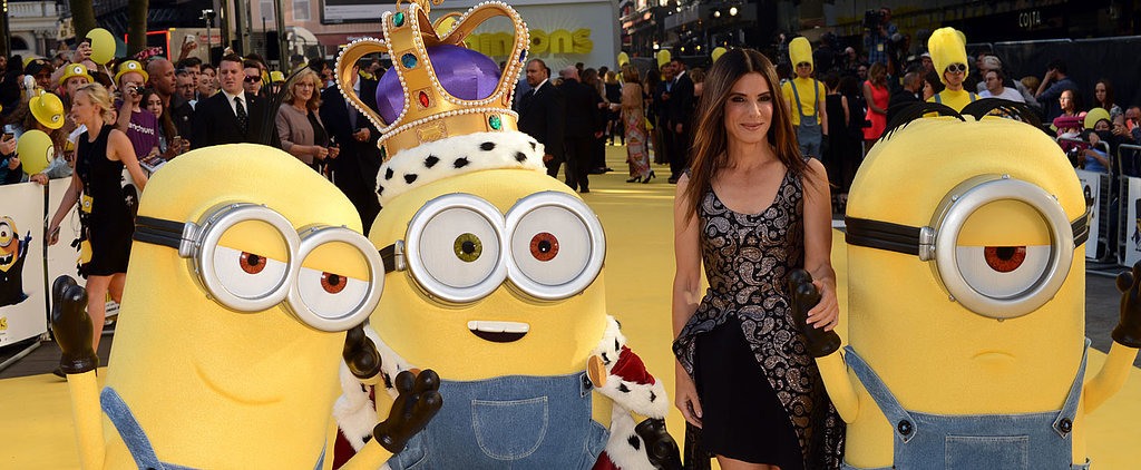 Sandra Bullock Looks Better Than Ever at Her First Red Carpet Appearance in Over a Year