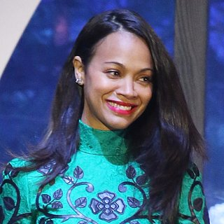 Zoe Saldana Failed Sleep-Training