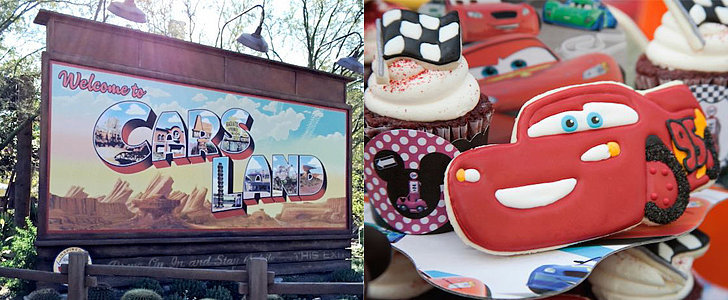 This Disney Cars-Themed Birthday Party Will Get Your Heart Racing
