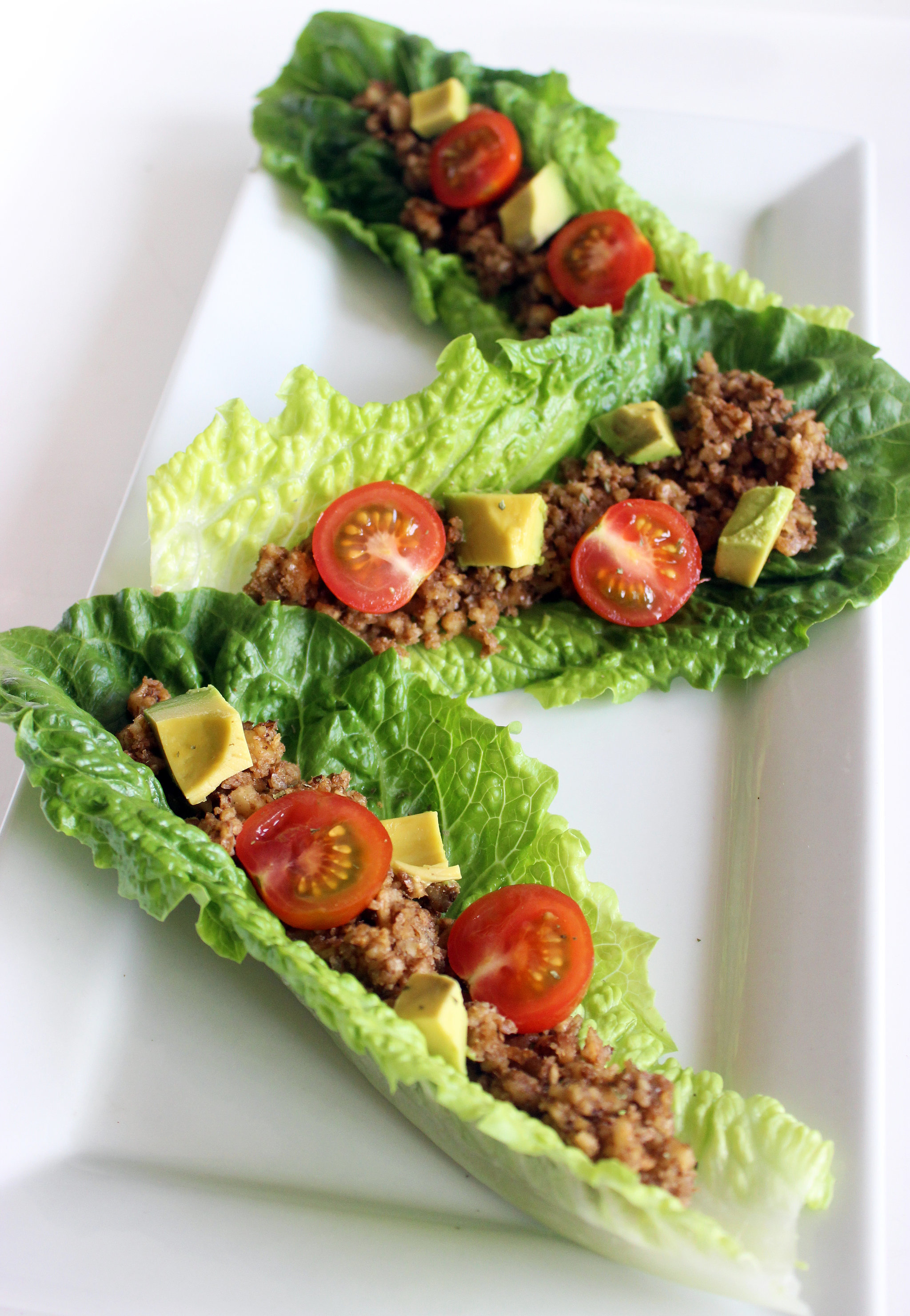 Vegan Taco Recipe | POPSUGAR Fitness Australia