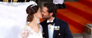 Prepare to Swoon Over Princess Sofia's Stunning Wedding Gown