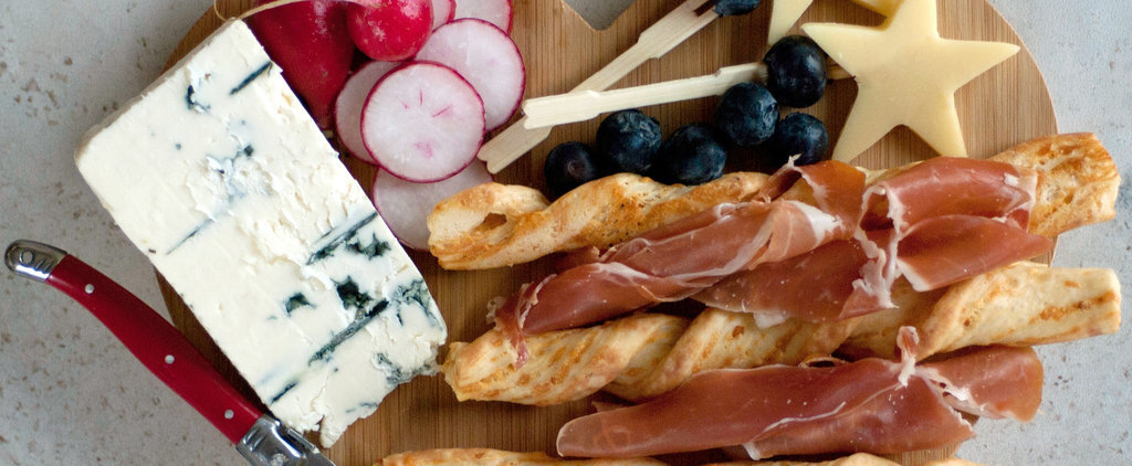 Make Your Fourth of July Party Prettier With This Cheese Plate