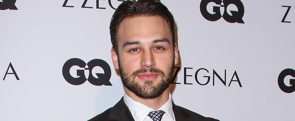 Ryan Guzman's Shirtless Selfie Raises So Many Questions