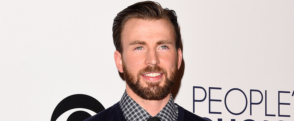 14 Times Chris Evans Simply Could Not Contain His Muscles