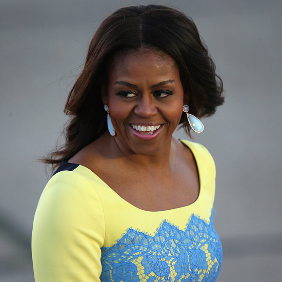 Thanks to Michelle Obama, Coordinating Outfits With Mum Is Totally Cool