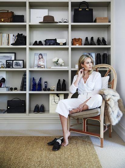 Inside Brooke Testoni's Wardrobe
