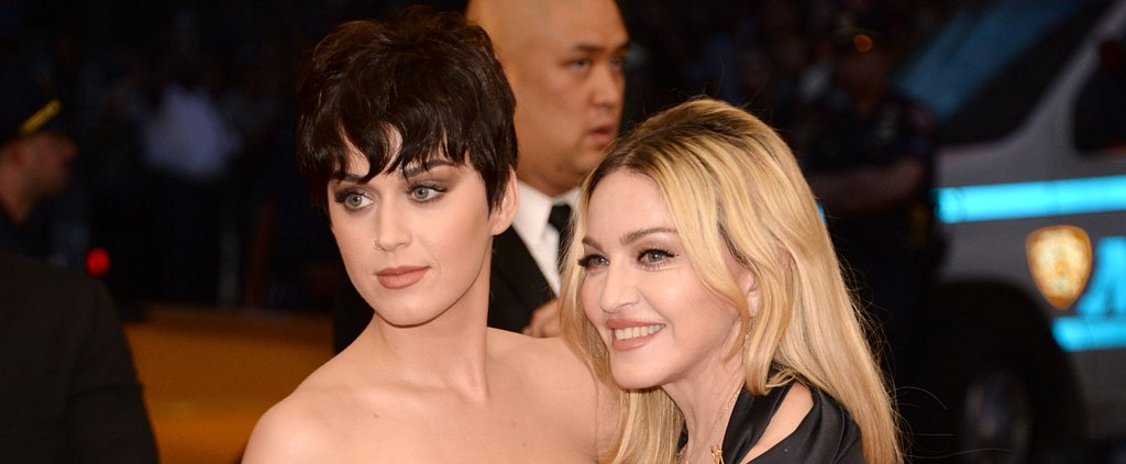 Madonna and Katy Perry May Have Just Thrown Taylor Swift the Ultimate Shade