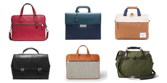 These Modern Briefcases Are Better Than Your Dad's, And Twice As Boss