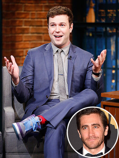 Taran Killam Says Costar Jake Gyllenhaal Is a 'Frickin' Dreamboat'