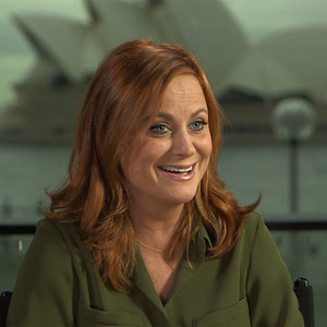 Amy Poehler Inside Out Video Interview