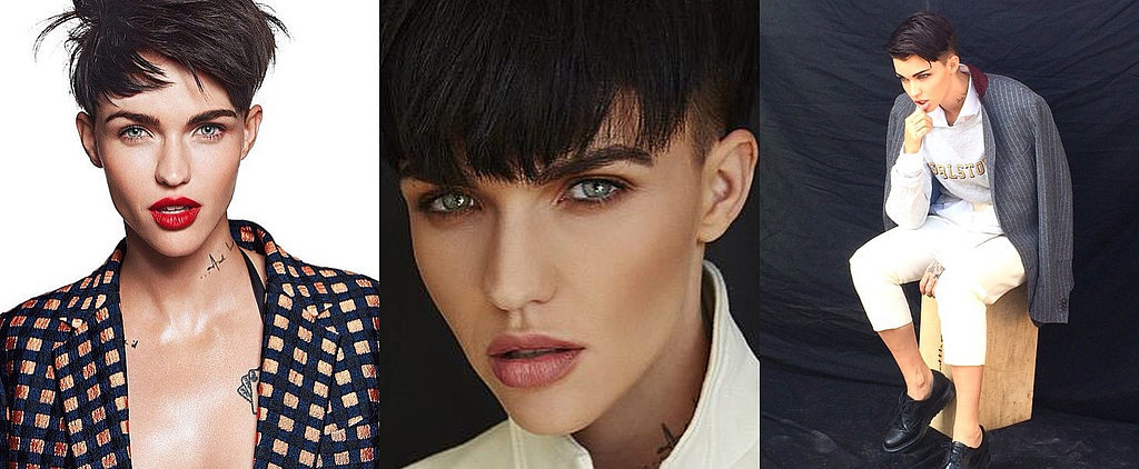 We Get the Real Beauty Truths From OITNB's Newest Recruit Ruby Rose