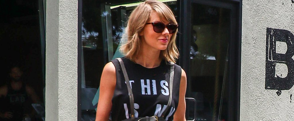 Taylor Swift's Latest Look Isn't Very Taylor Swift