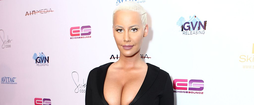 Amber Rose Loved Being a Stripper