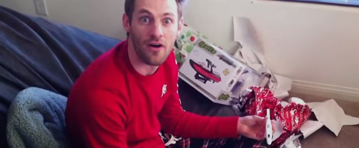 These Men's Reactions to Being First-Time Dads Will Make You Smile