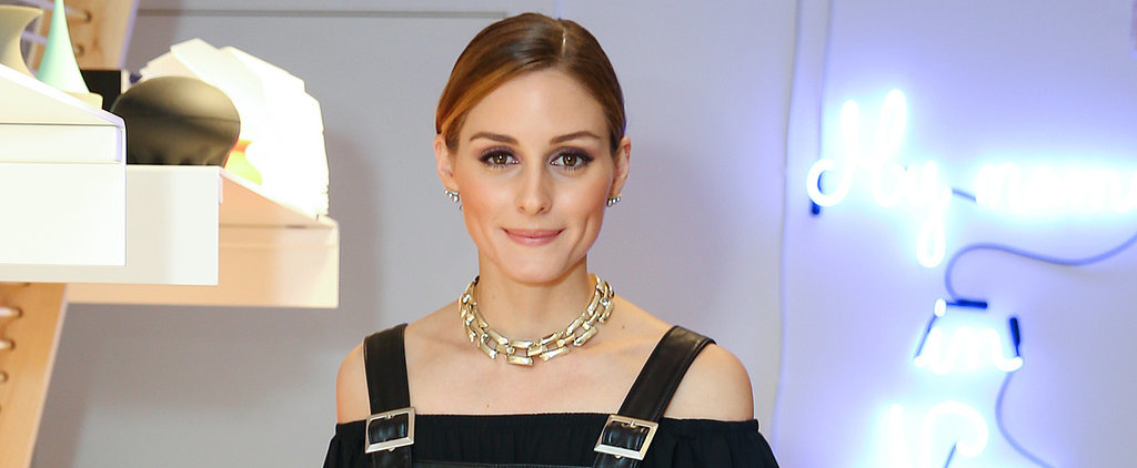 Olivia Palermo Just Gave Overalls a Supersexy Makeover