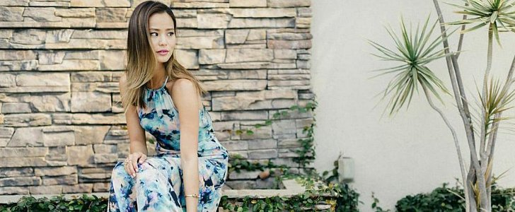 We Want to Be Jamie Chung's Bridesmaids Just For the Dresses