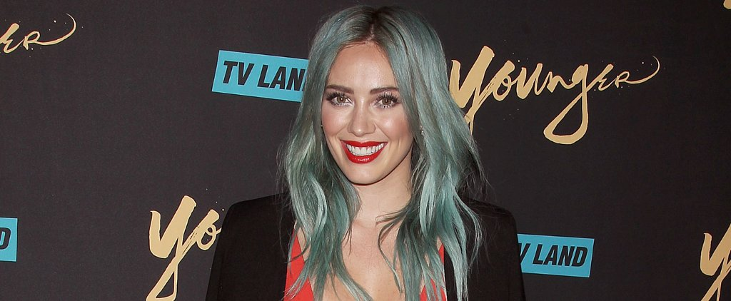 """Watch: Hilary Duff Performs an Acoustic Version of """"Tattoo"""""""