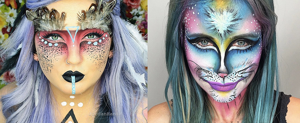 Wicked Makeup Transformations to Inspire Your Halloween Costume