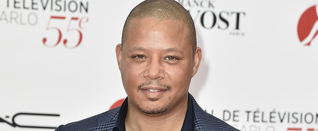 Terrence Howard Shows Off His Newborn Son in This Adorable Snap