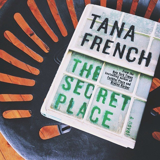 """""""If I've learned one thing today, it's that teenage girls make Moriarty look like a babe in the woods."""" Tana French is magic; her books are spellbinding."""
