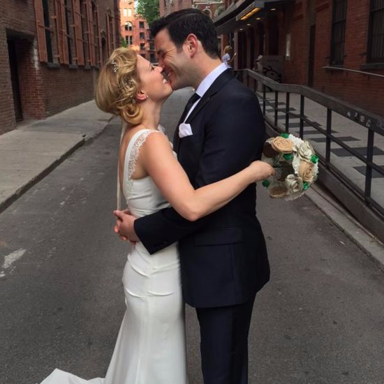 Colin Donnell Marries Patti Murin