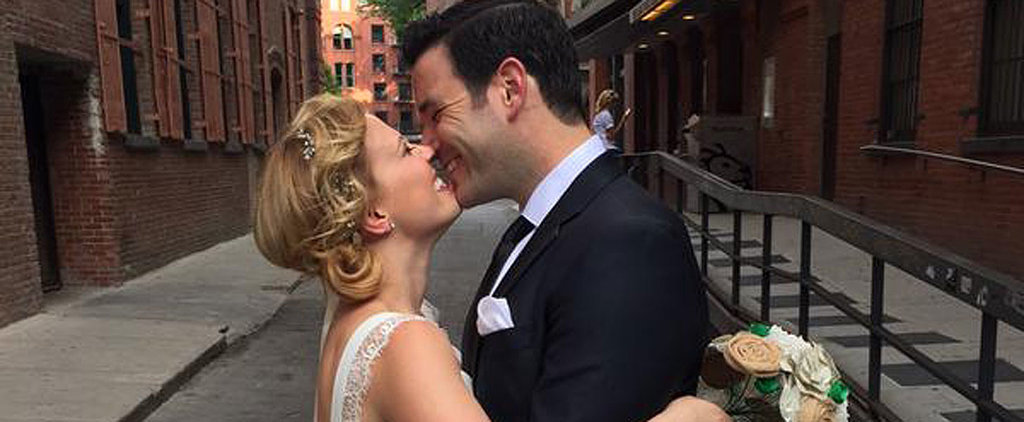 Arrow Star Colin Donnell Marries Patti Murin With a Bachelorette Final Rose Ceremony