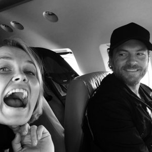 Lara Bingle Instagram Photo: Sam Worthington and Baby Rocket