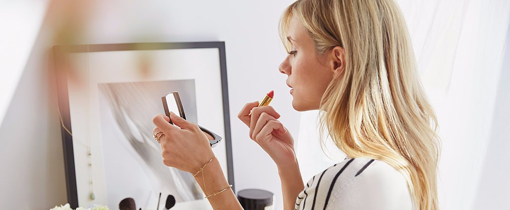 How to Keep Your Lipstick From Smudging