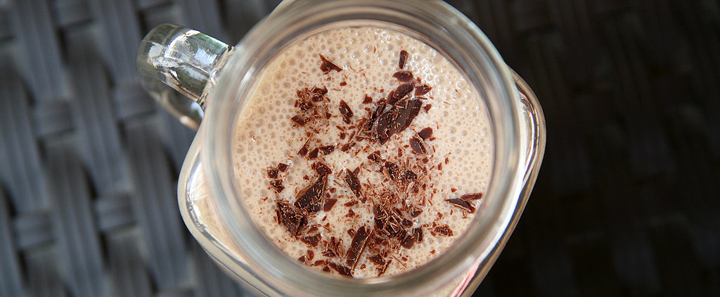 Get Your Chocolate Fix With This 150-Calorie Smoothie