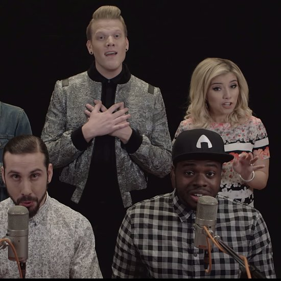 Pentatonix Michael Jackson Tribute
