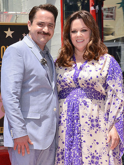 Melissa McCarthy and Ben Falcone Have Date Night in Boston
