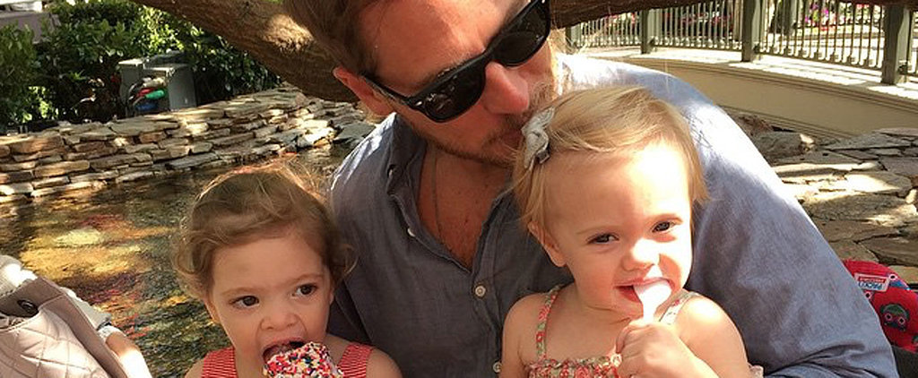See How Stars Celebrated Father's Day!