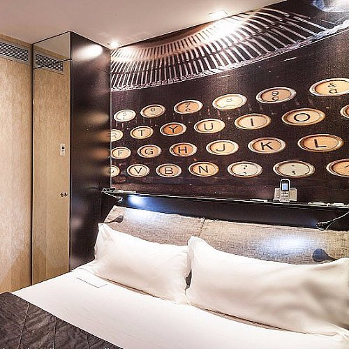 Hotel Rooms Inspired by Books