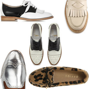 50 Of the Best Man-Style Flats to Borrow From The Boys